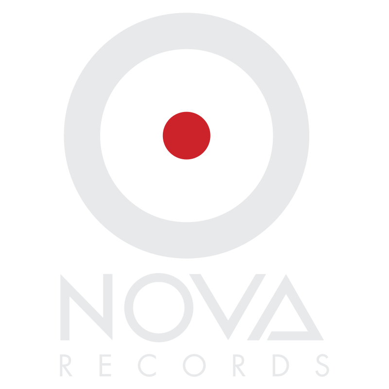 Nova Records vector logo