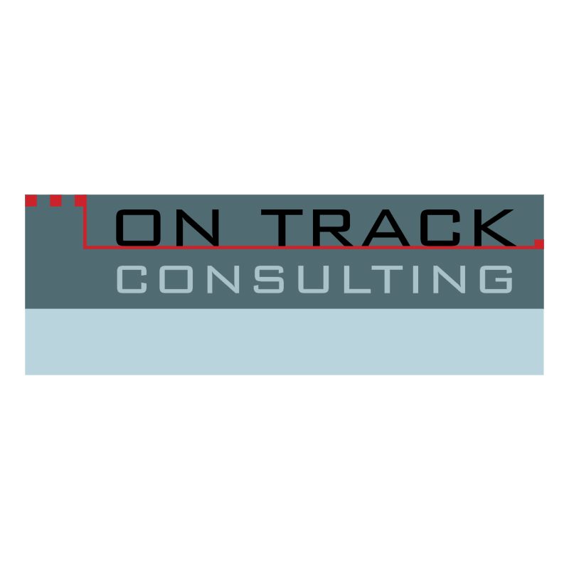 On Track Consulting vector