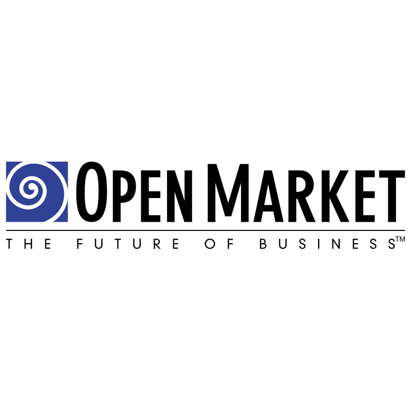 Open Market vector