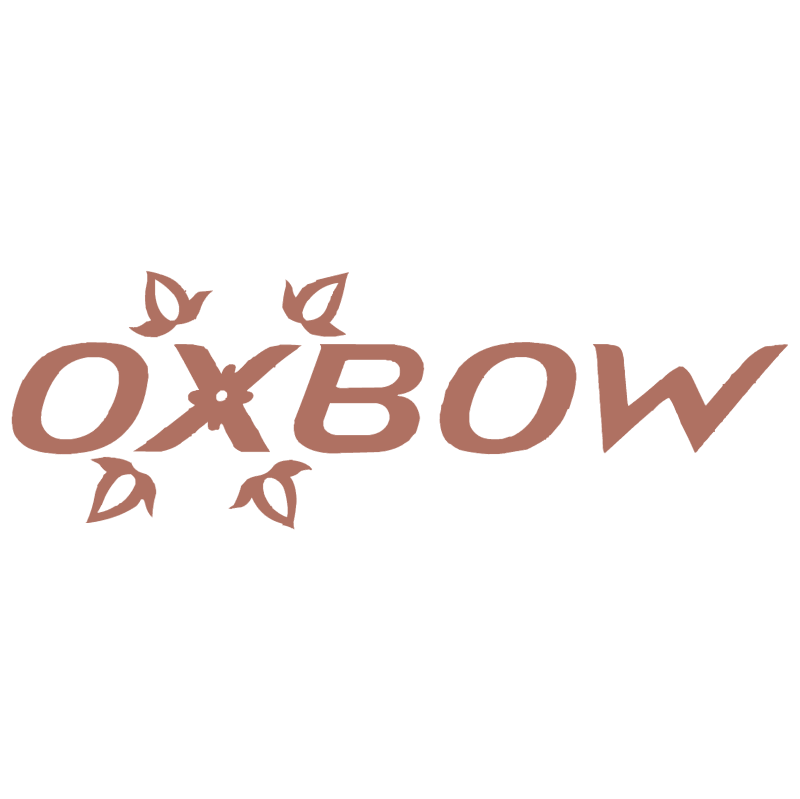 Oxbow vector logo