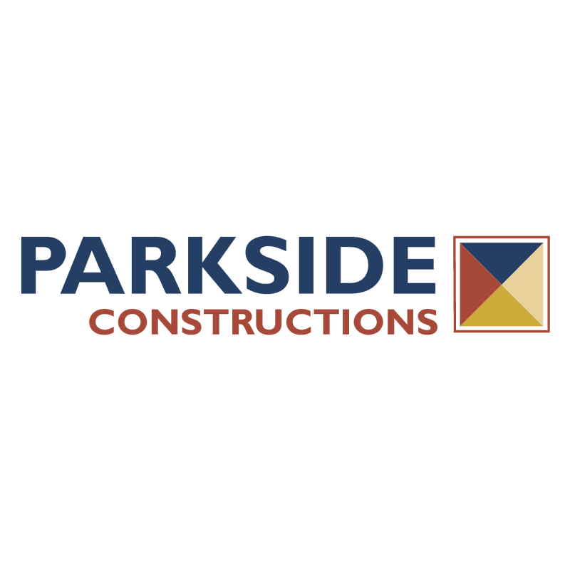 Parkside Constructions vector logo