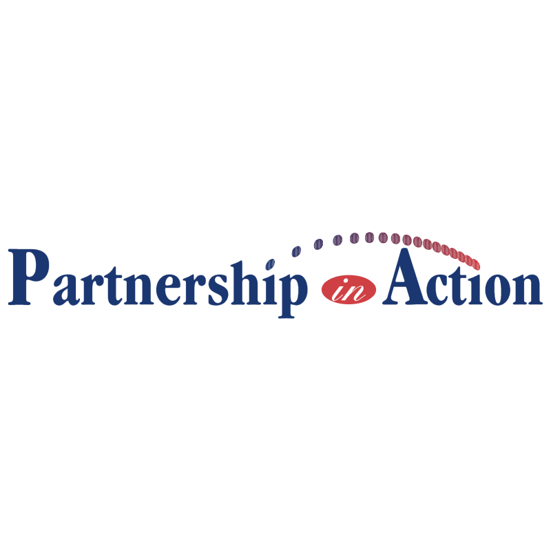 Partnership in Action vector