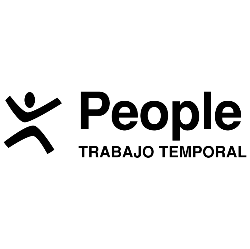 People Trabajo vector