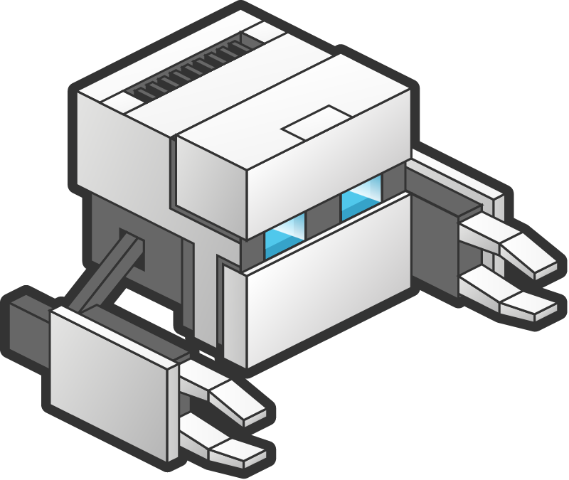 PhoneGap bot vector