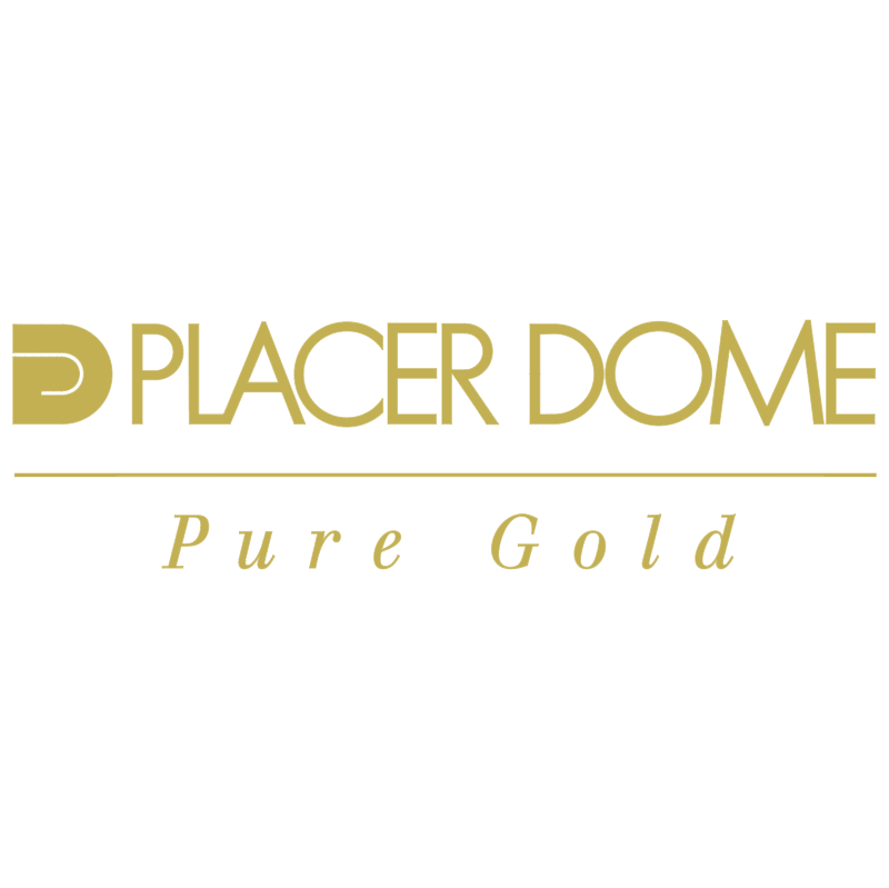 Placer Dome vector