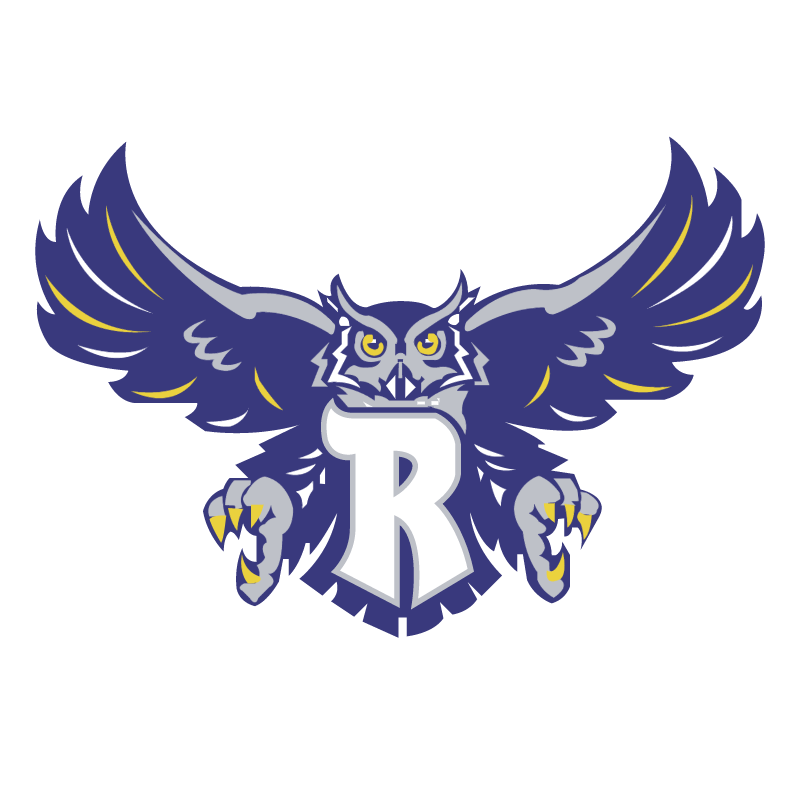Rice Owls vector logo