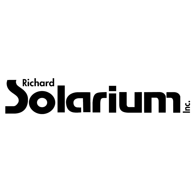Richard Solarium vector logo