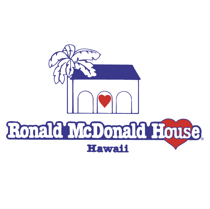 Ronald McDonald House vector