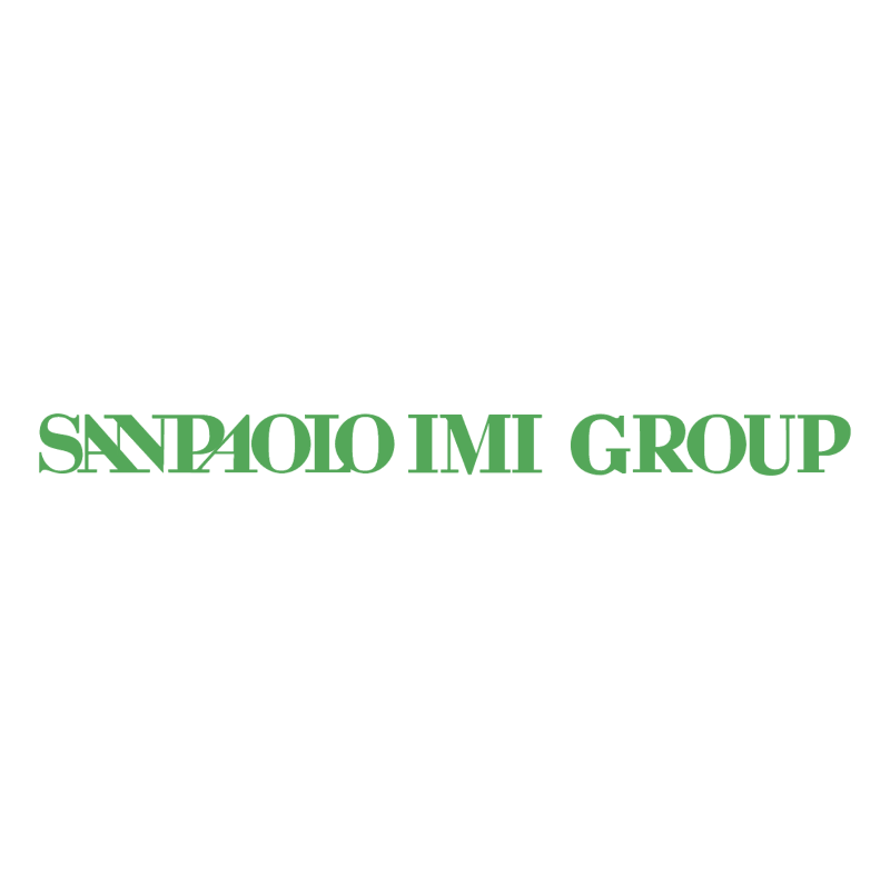 SanPaolo IMI Group vector logo