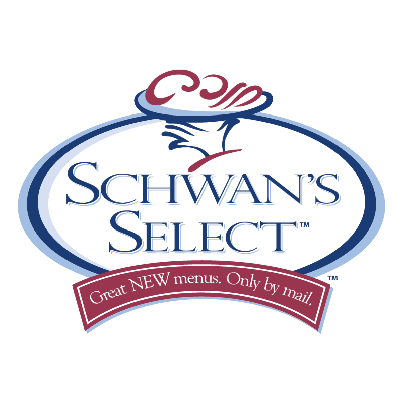 Schwan s Select vector logo