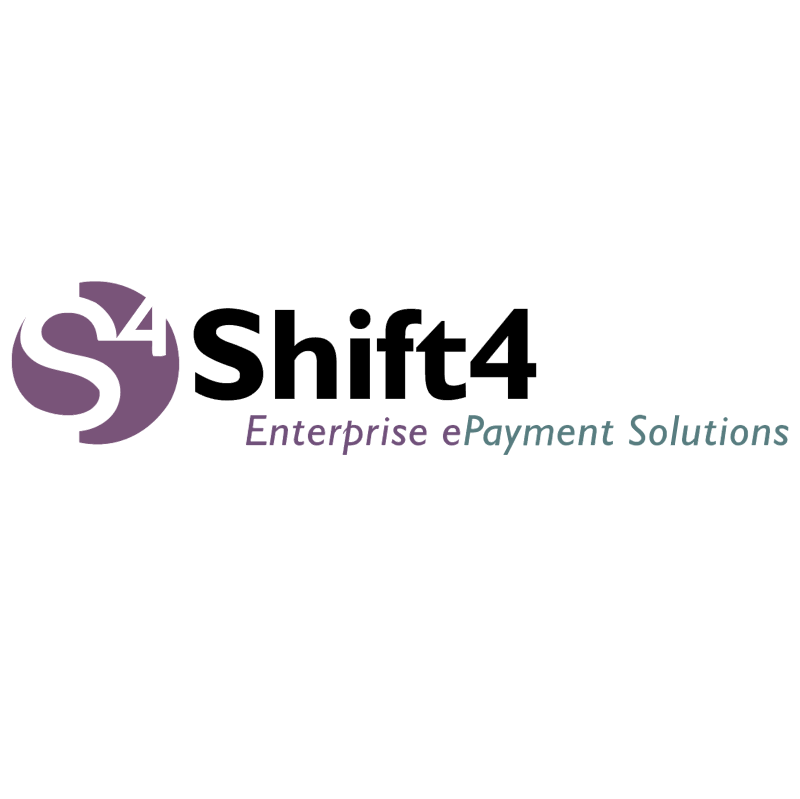 Shift 4 vector logo