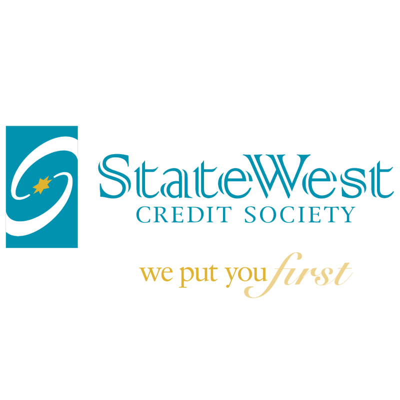 StateWest vector logo