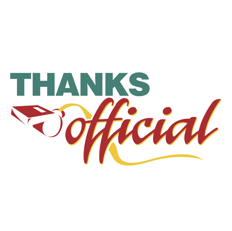 Thanks Official logo