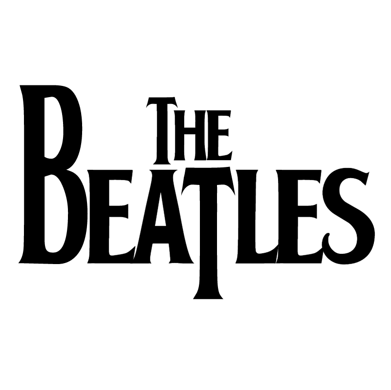 The Beatles vector logo