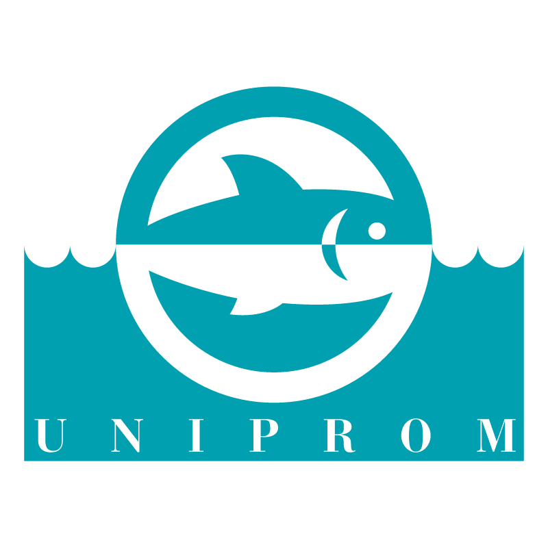 Uniprom vector logo