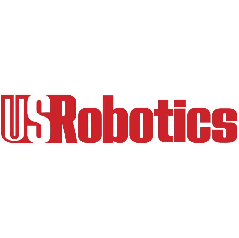 US Robotics vector