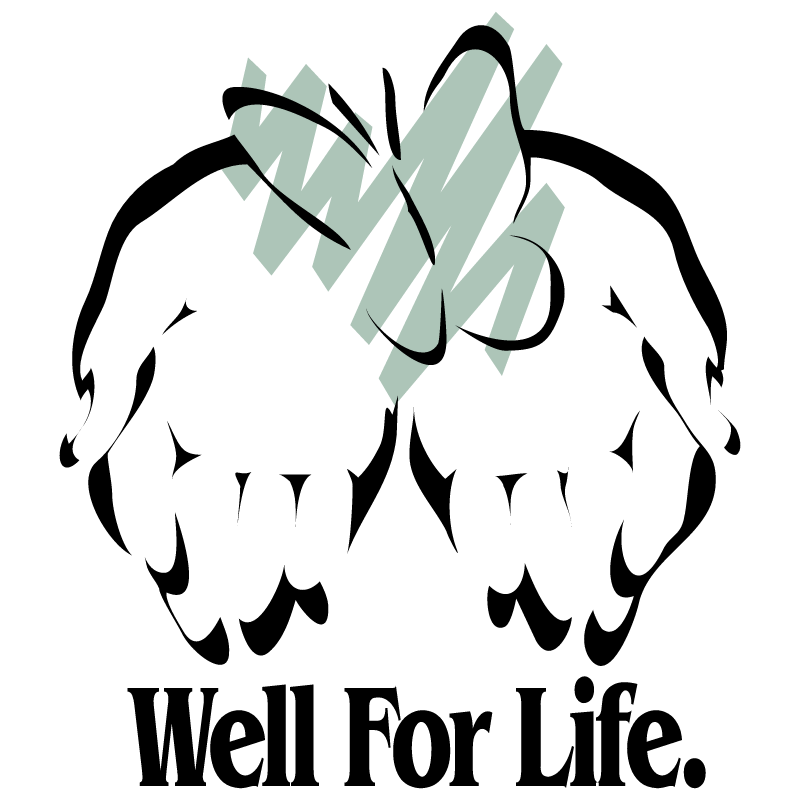 Well For Life vector