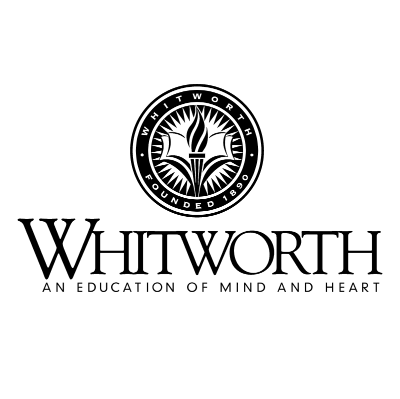 Whitworth vector logo
