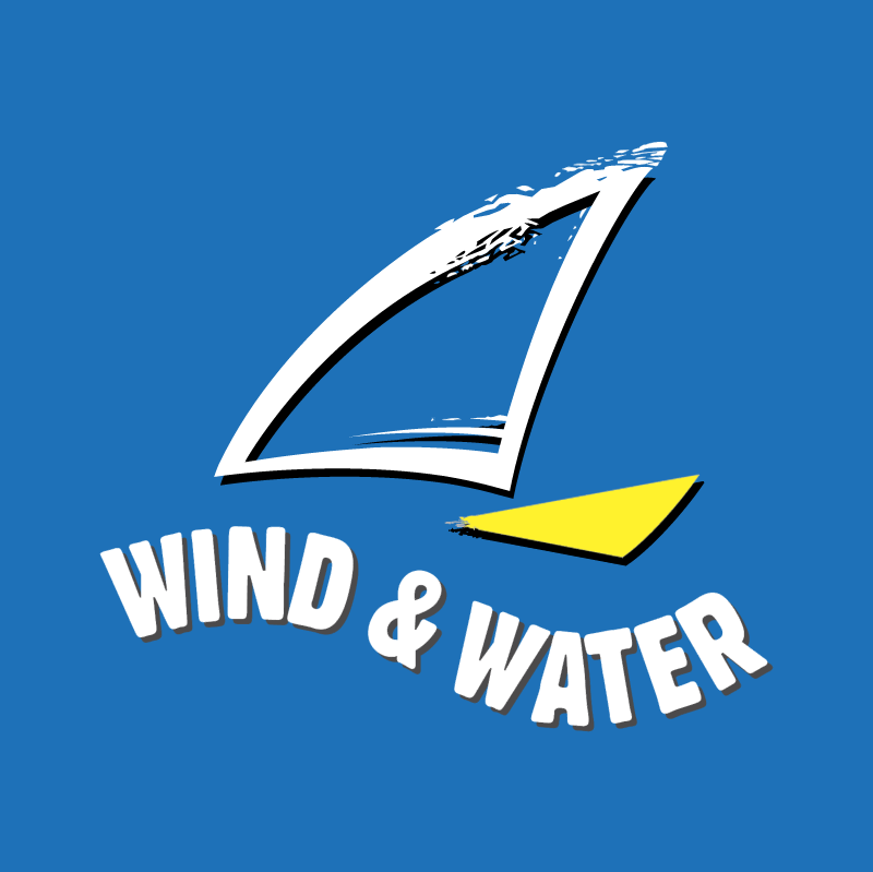 Wind & Water vector