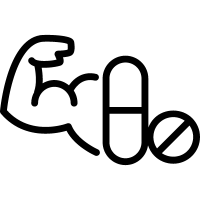 Prohibition of steroids for gymnast