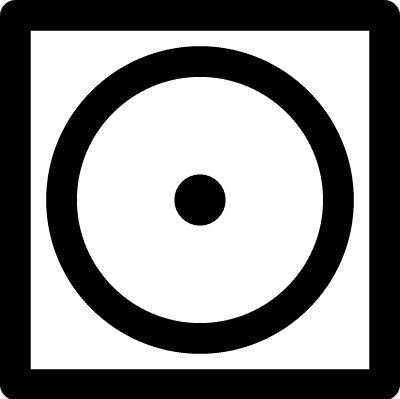 Dry low heat vector logo