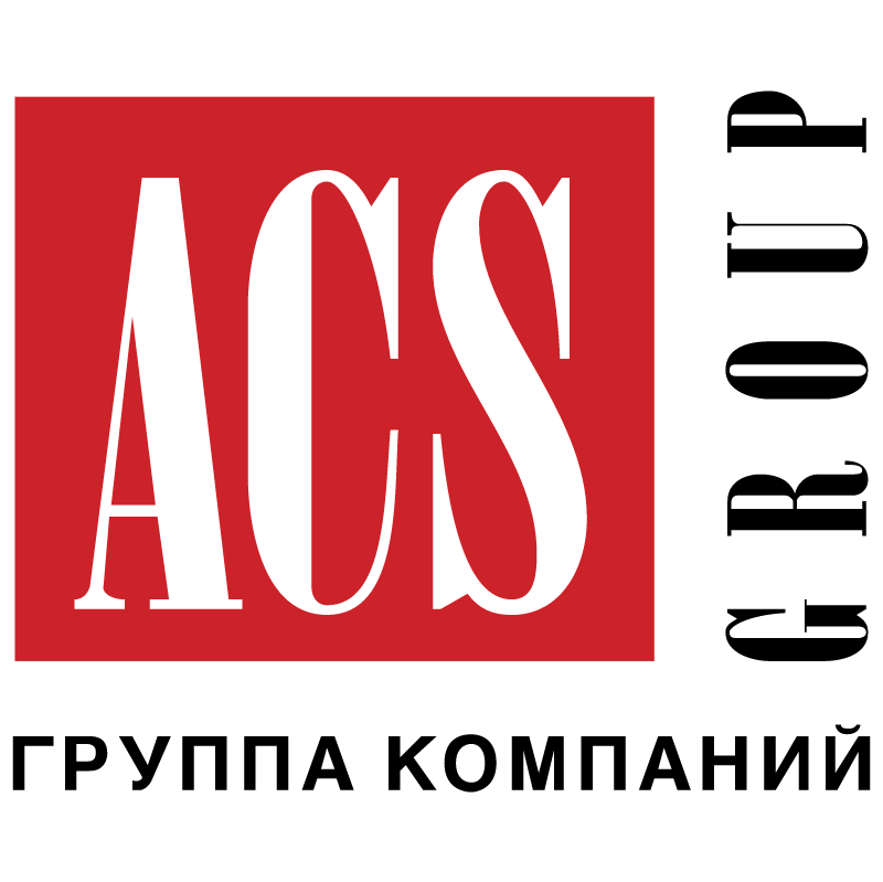 ACS Group vector logo