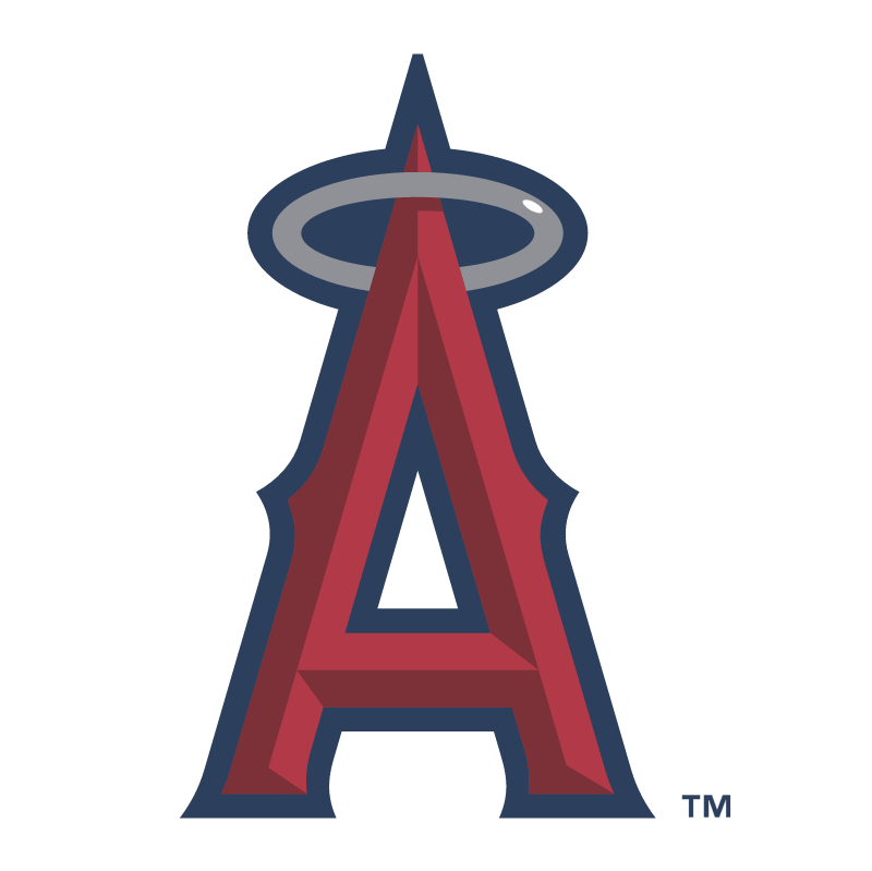 Anaheim Angels vector logo