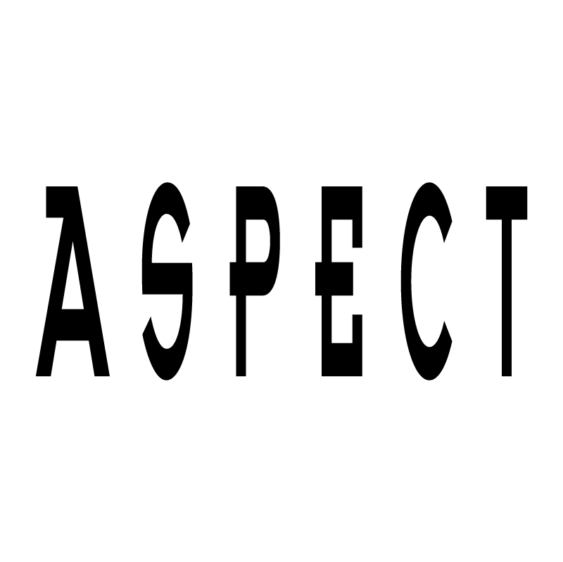 Aspect vector logo
