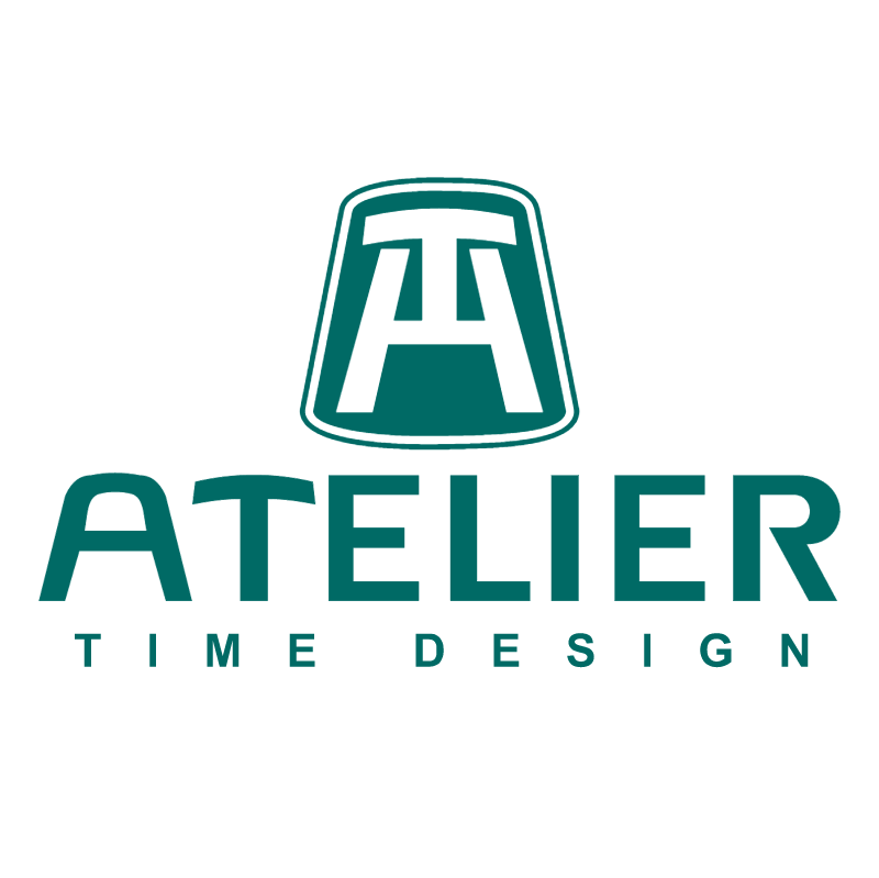 Atelier time design 81584 vector