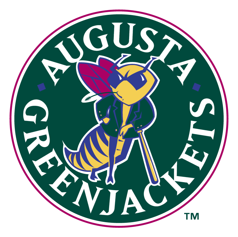 Augusta GreenJackets 58655 logo