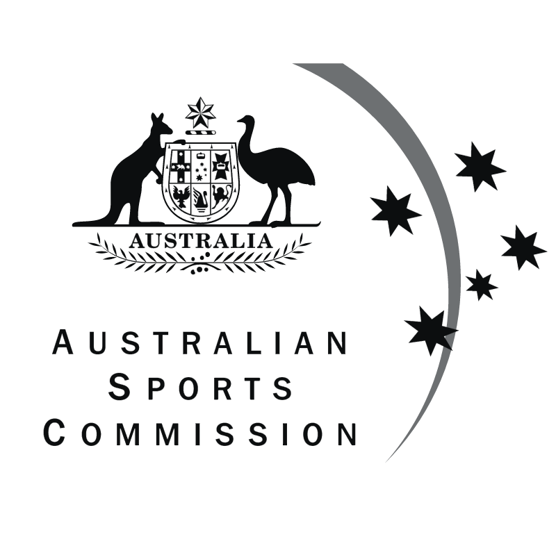 Australian Sports Commission vector