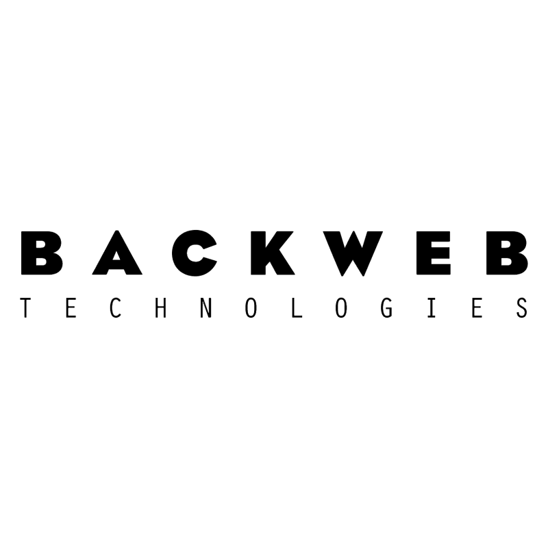 BackWeb 37062 vector logo