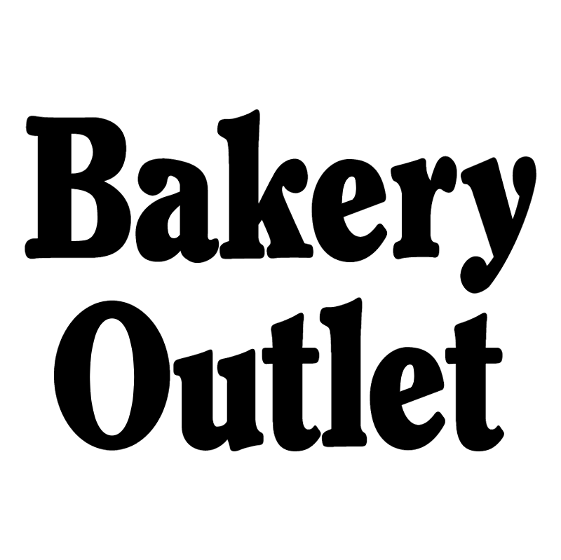 Bakery Outlet vector