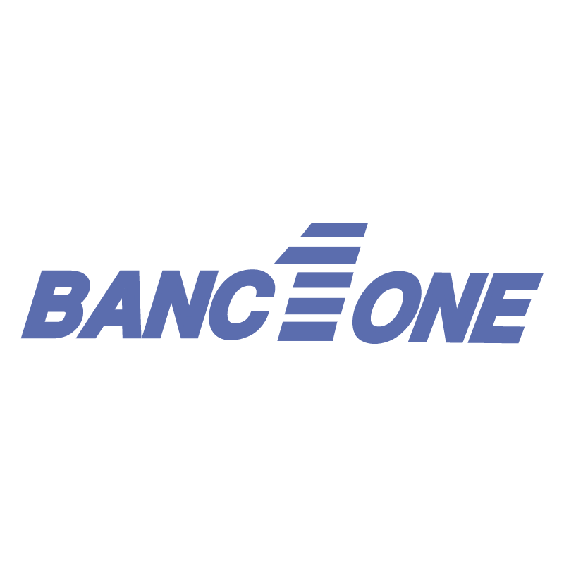 Banc One 54038 vector logo