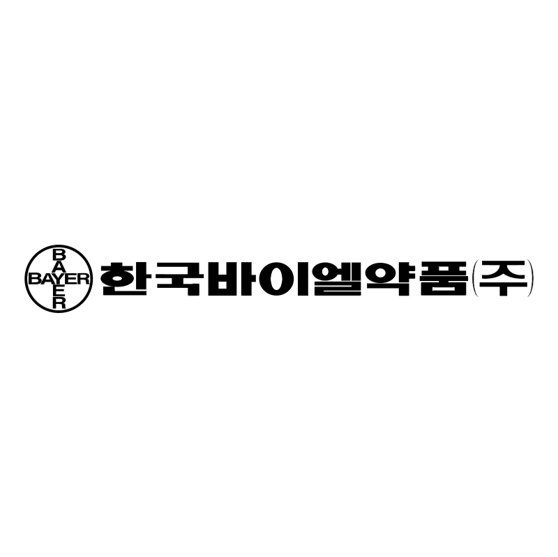 Bayer Korea vector logo