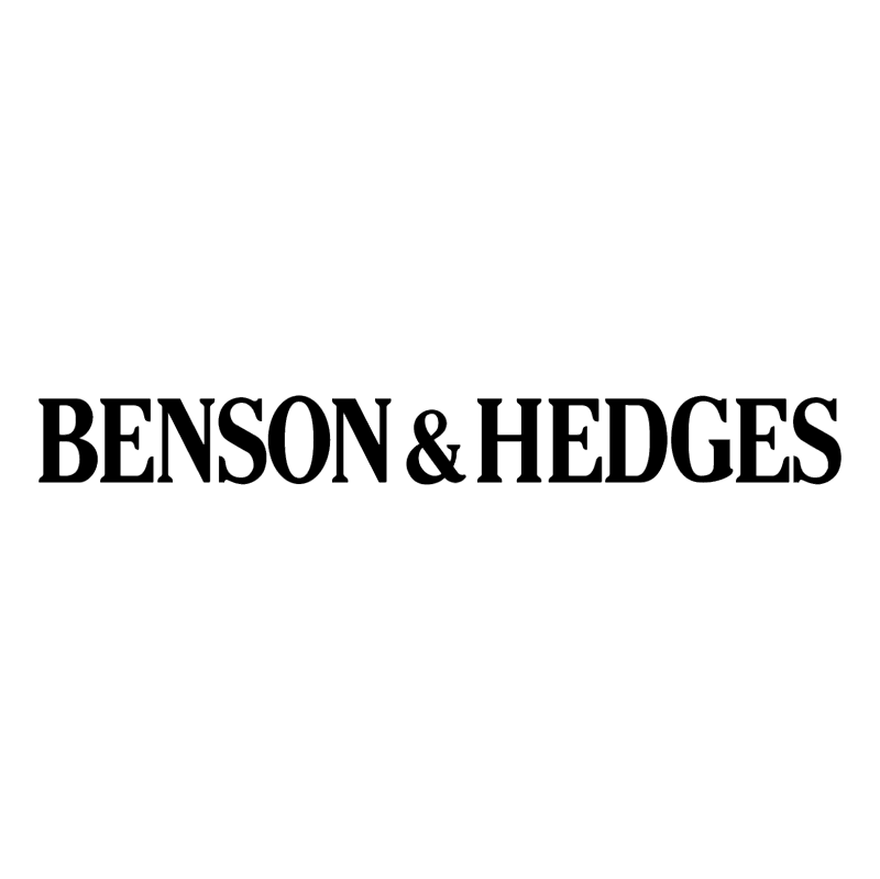Benson & Hedges 47303 vector