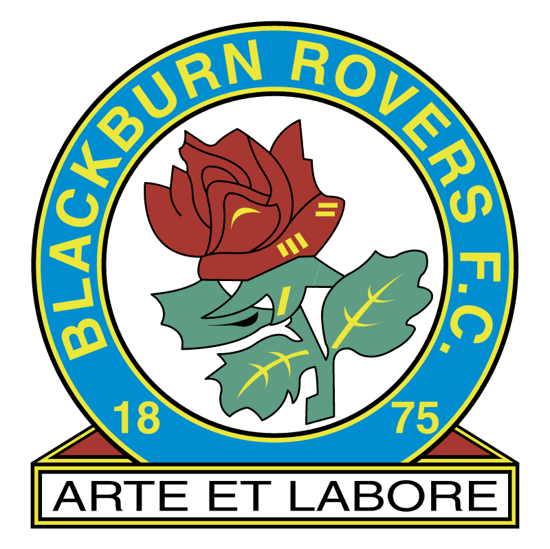 Blackburn Rovers FC 7816 vector logo