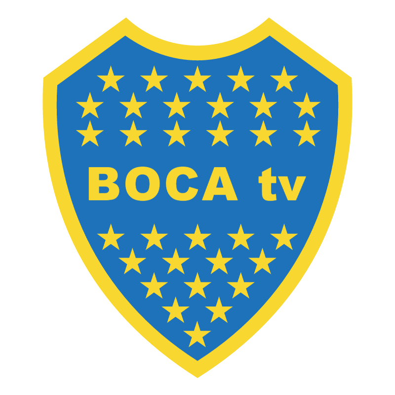 Boca TV vector logo