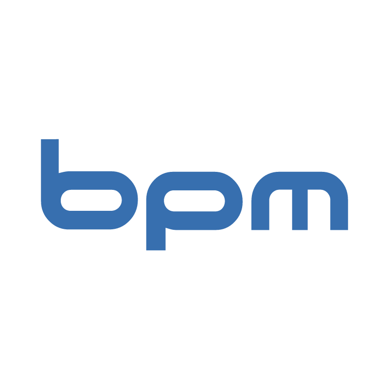 BPM vector logo