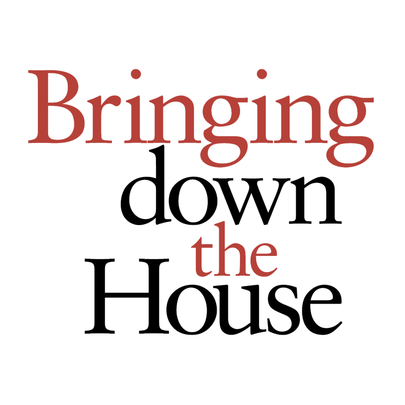 Bringing down the House vector logo