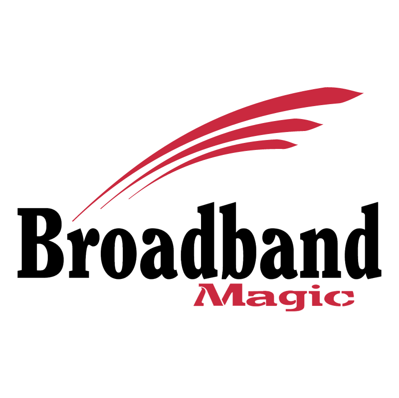 Broadband Magic 73436 vector logo