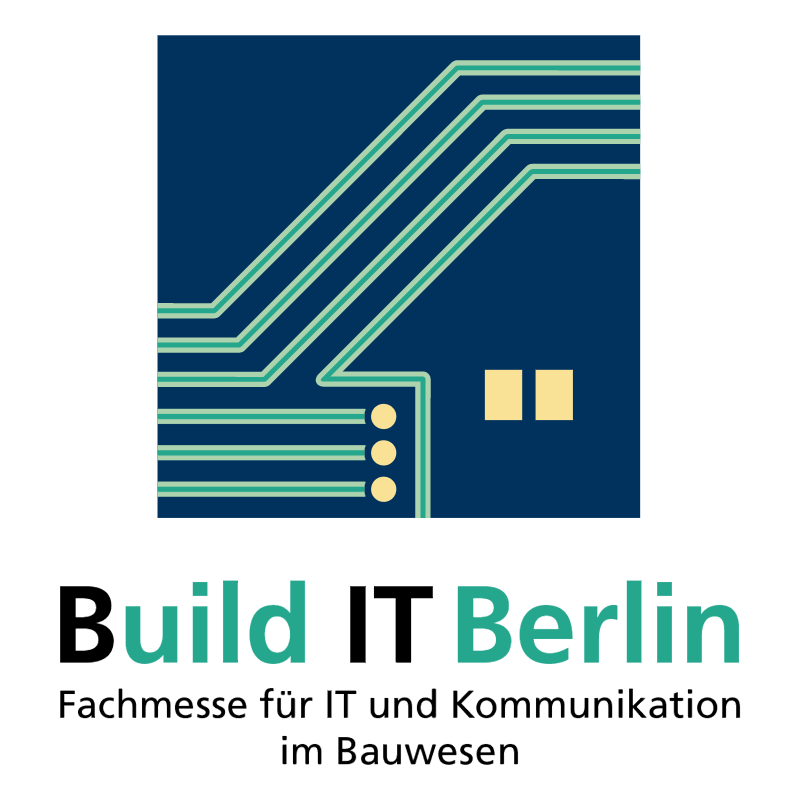 Build IT Berlin 72054 vector