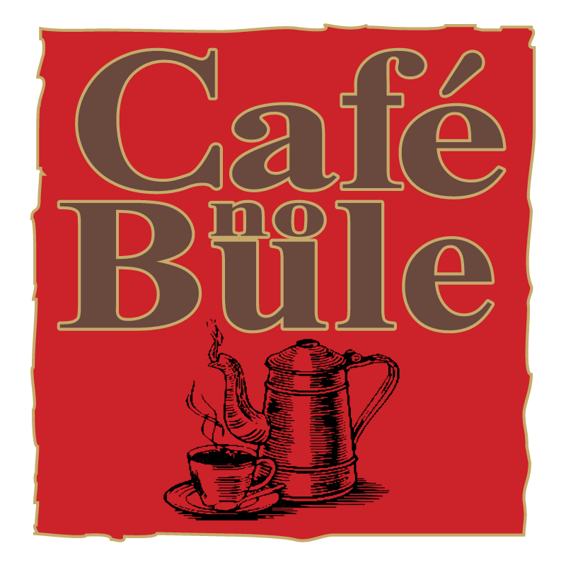 Cafe No Bule vector
