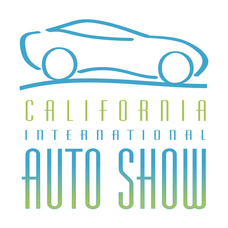 California International Auto Show vector