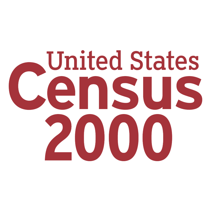 Census 2000 vector
