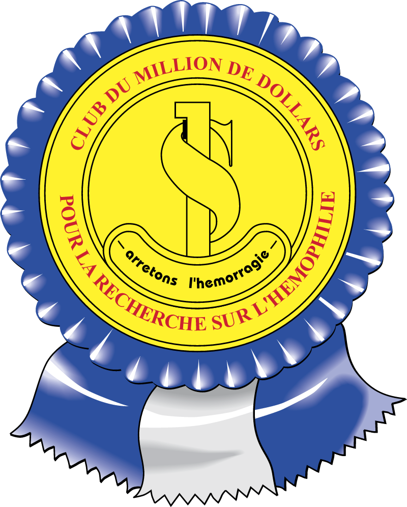 Club du Million de Dollars logo