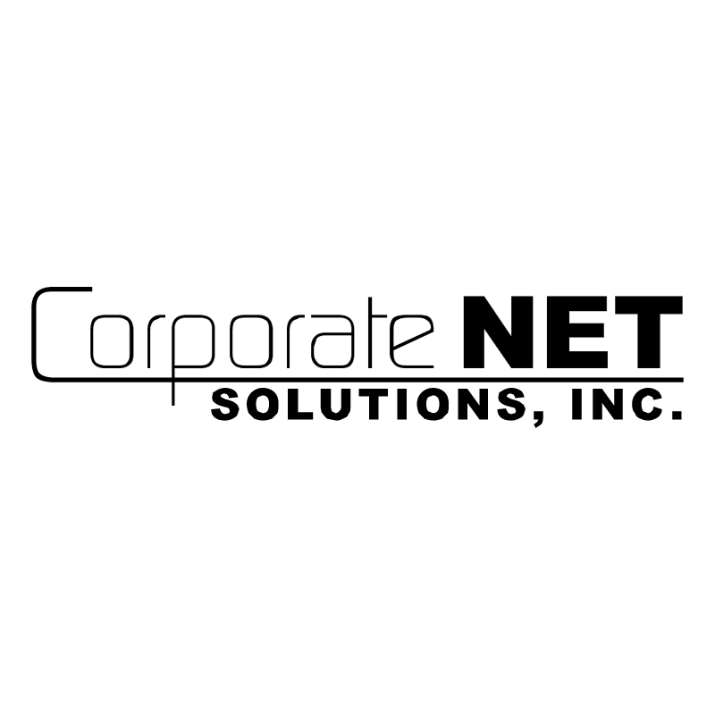 Corporate Net Solutions logo