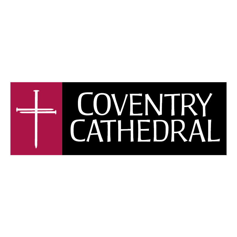 Coventry Cathedral vector logo