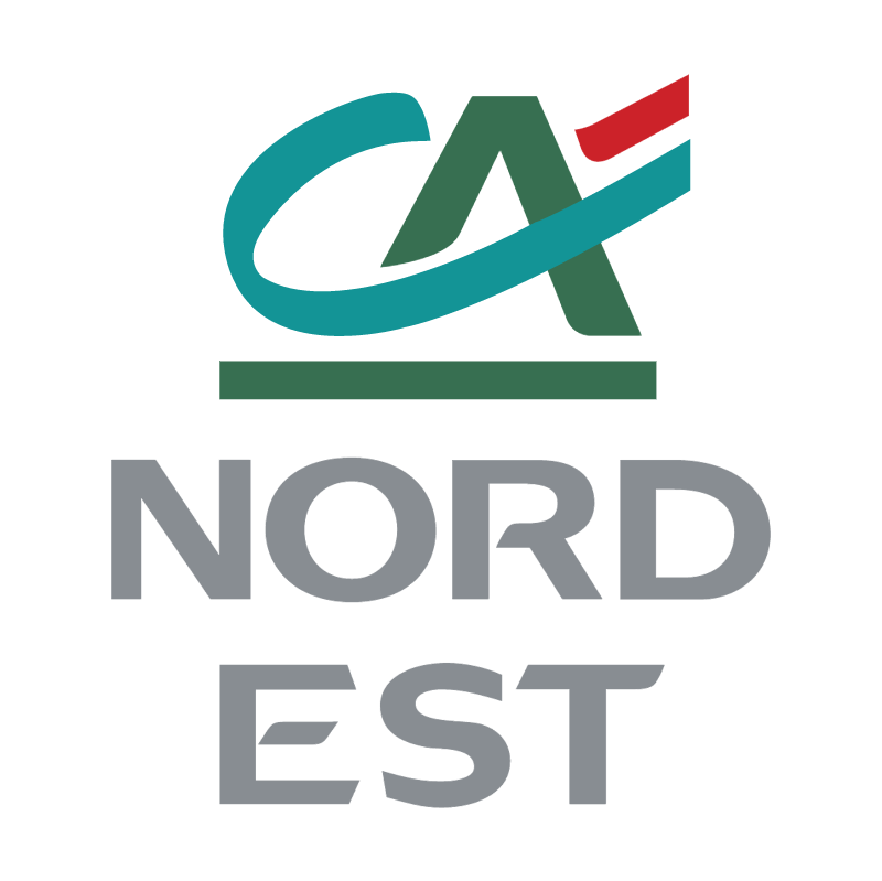 Credit Agricole Nord Est vector