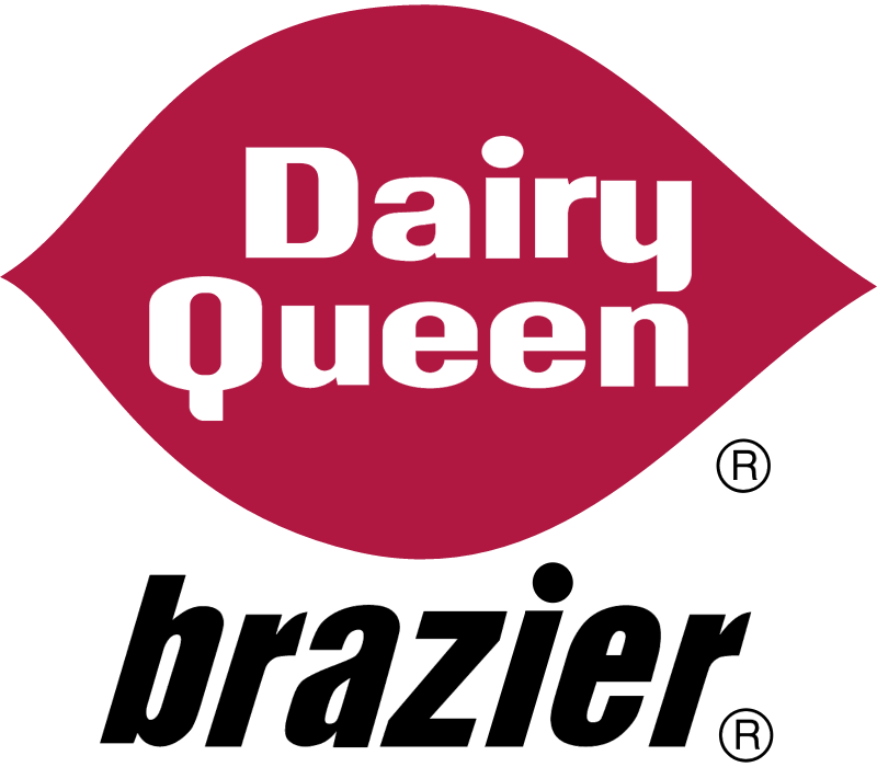 Dairy Queen Brazier vector